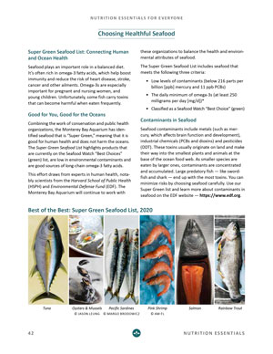 image:Nutrition Essentials for Everyone Ebook Healthful Seafood