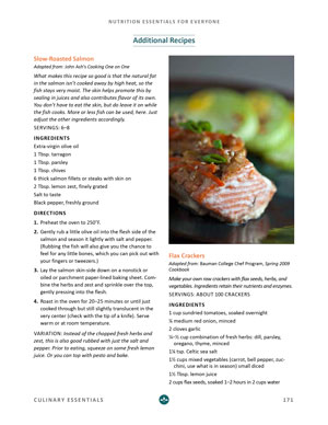 image:Nutrition Essentials for Everyone Ebook Slow Roasted Salmon
