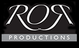 graphic: R.O.R. Productions Logo