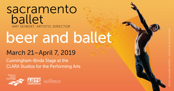 image:Beer and Ballet 2019 Print Advertisement #1