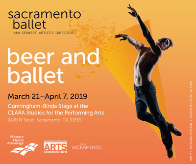 image:Beer and Ballet 2019 Print Advertisement #3