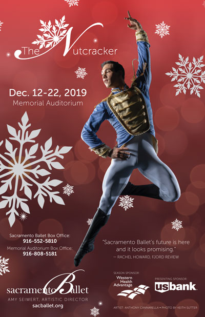 image:The Nutcracker 2019 Poster