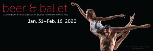 image:Beer and Ballet 2020 Twitter Banner