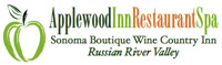 graphic: Applewood Inn, Restaurant, & Spa Logo