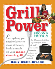 Grill Power Second Edition front cover