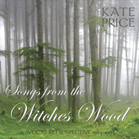 "image: ""Witches Wood"" CD Front Cover"
