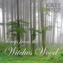 Songs From the Witches Wood CD front cover