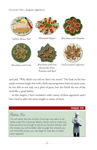 image: Love Italian Style: Family Recipes and 													Stories Page 12