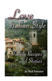 Love Italian Style front cover