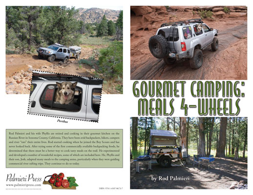 image: Gourmet Camping: Meals For Wheels Cover