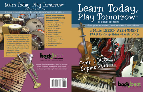 Learn Today, Play Tomorrow Cover