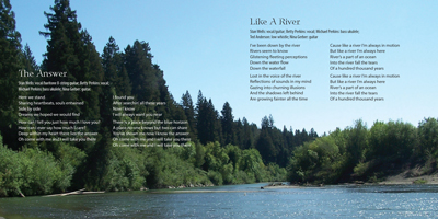 "image: ""High Tide"" CD — Russian River in Guerneville"