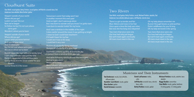 "image: ""High Tide"" CD — Jenner Beach and Goat Rock Beach"