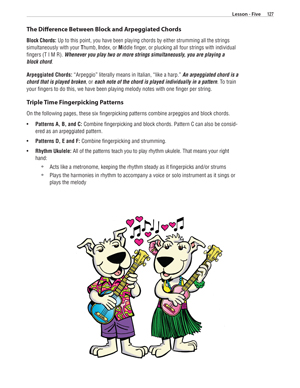 image: Holly's Ukulele Method™ Page 127