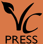 graphic: Vegetarian Connection Press logo